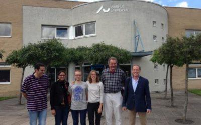 Estancia del Profesor Monteagudo (IMAES) en la universidad de Aarhus (Dinamarca)