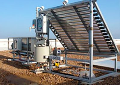 Planta Piloto Solar-UV