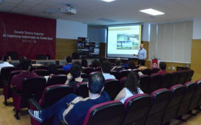Conferencia del Profesor Darrell Patterson (University of Bath)