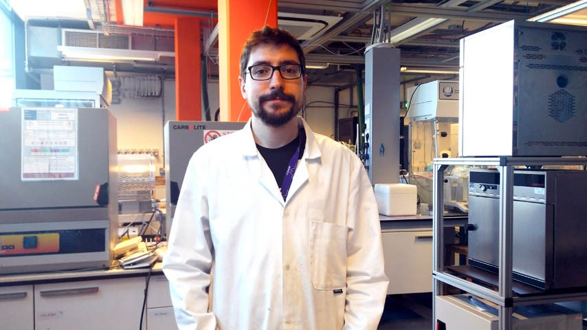 Premio Extraordinario de Doctorado para el doctorando Antonio José Expósito Serrano, del grupo IMAES
