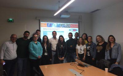 Estancia de investigación del profesor Durán en la Universidad de Oporto (Portugal). Septiembre 2019