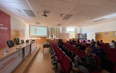 ACCENTURE forma a alumnos del grupo IMAES en Gestión Ambiental